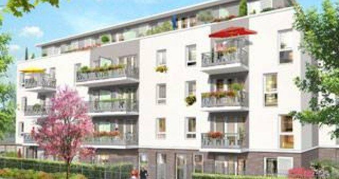 Achat / Vente appartement neuf Arpajon près d'Evry (91290) - Réf. 1333