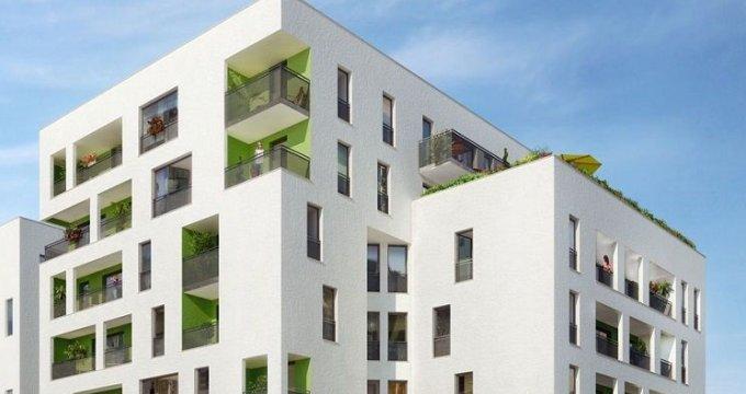 Achat / Vente appartement neuf Bagnolet quartier Blanqui (93170) - Réf. 1359