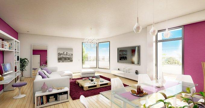 Achat / Vente appartement neuf Bessancourt en bordure de la forêt de Montmorency (95550) - Réf. 3061