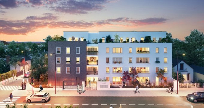 Achat / Vente appartement neuf Bezons proche tramway 2 (95870) - Réf. 2444