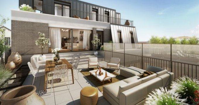 Achat / Vente appartement neuf Boulogne-Billancourt proche transports (92100) - Réf. 2520