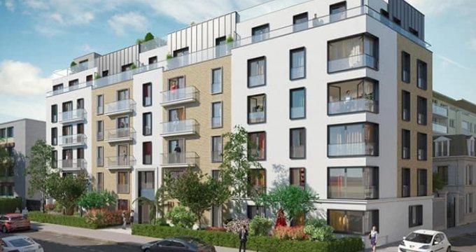 Achat / Vente appartement neuf Boulogne-Billancourt quartier Prince-Marmottan (92100) - Réf. 1955