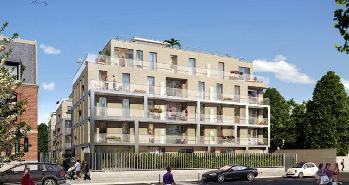 Achat / Vente appartement neuf Boulogne-Billancourt, Rue des Abondances (92100) - Réf. 776