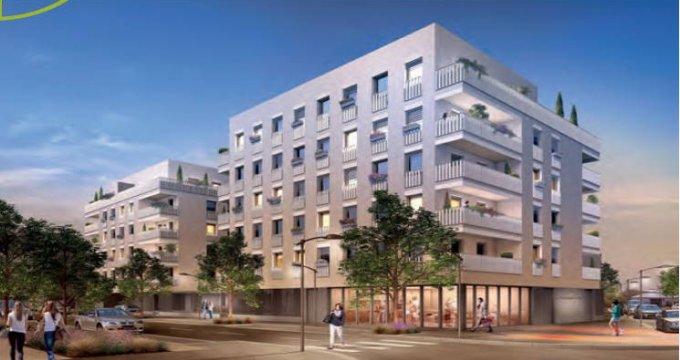 Achat / Vente appartement neuf Brétigny-sur-Orge cœur quartier Clause-Bois Badeau (91220) - Réf. 3863
