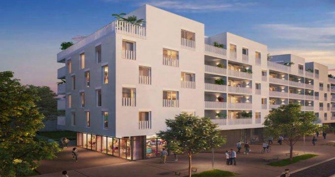 Achat / Vente appartement neuf Brétigny-sur-Orge éco-quartier Clause-Bois Badeau (91220) - Réf. 4458