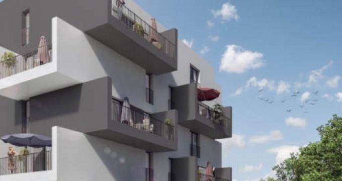 Achat / Vente appartement neuf Brétigny-sur-Orge éco-quartier Clause-Bois Badeau (91220) - Réf. 2947