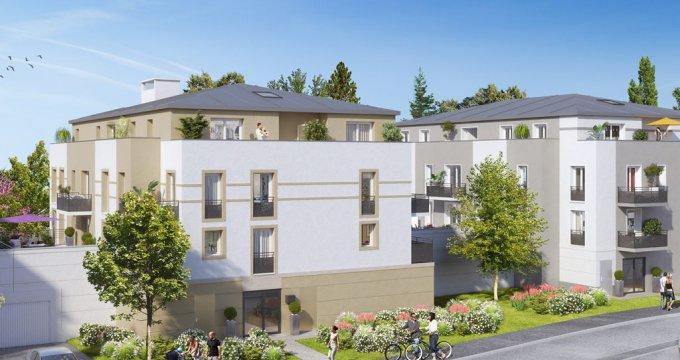 Achat / Vente appartement neuf Breuillet à deux pas de la gare (91650) - Réf. 1662