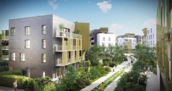 Achat / Vente appartement neuf Bry-sur-Marne proche centre ville (94360) - Réf. 3593