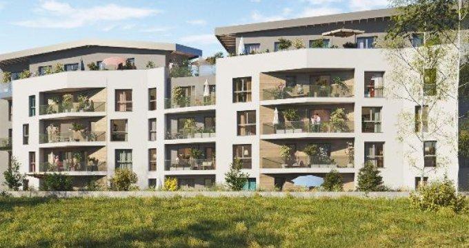 Achat / Vente appartement neuf Bry-sur-Marne proche de la station RER A (94360) - Réf. 3548