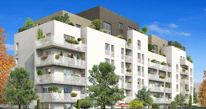 Achat / Vente appartement neuf Cergy à 100 mètres du RER A (95000) - Réf. 1369