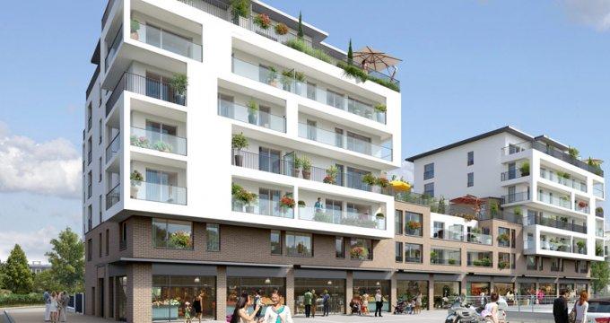 Achat / Vente appartement neuf Cergy-le-Haut proche gare routière (95000) - Réf. 1754
