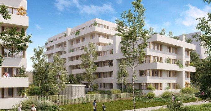 Achat / Vente appartement neuf Cergy quartier des Doux-Epis (95000) - Réf. 2759