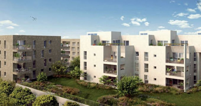 Achat / Vente appartement neuf Châtenay-Malabry proche future ligne T10 du tramway (92290) - Réf. 3820