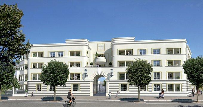 Achat / Vente appartement neuf Chessy dans la Zac des studios et des congrès (77700) - Réf. 1389