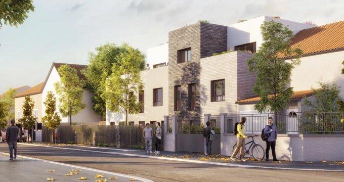 Achat / Vente appartement neuf Chevilly-Larue quartier Les Portes d'Orly (94550) - Réf. 2361