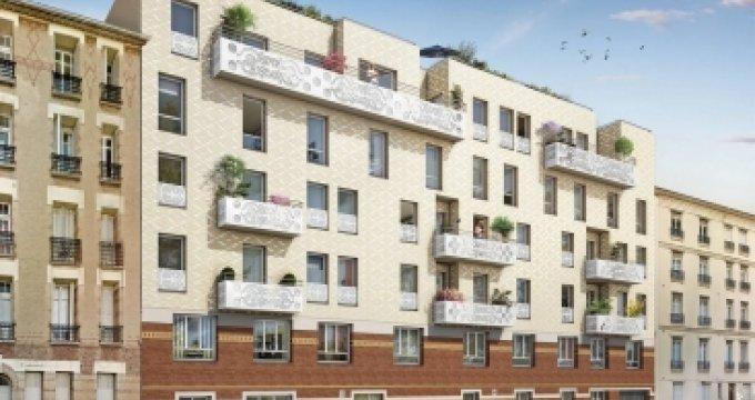 Achat / Vente appartement neuf Courbevoie quartier du Faubourg de l'Arche (92400) - Réf. 2017