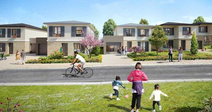 Achat / Vente appartement neuf Elancourt proche de toutes les commodités (78990) - Réf. 1294