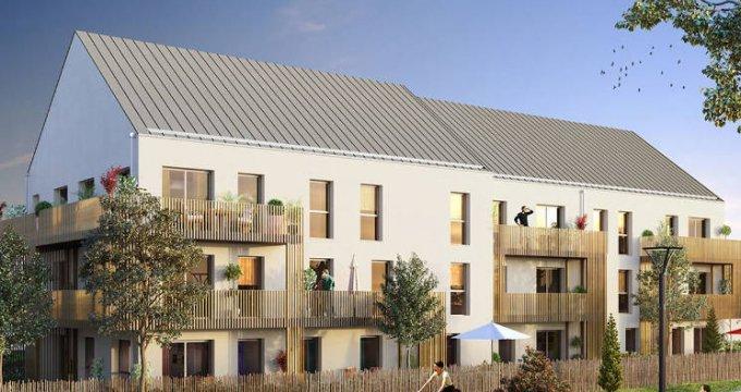 Achat / Vente appartement neuf Freneuse à deux pas des commodités (78840) - Réf. 4797