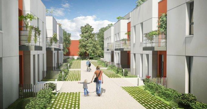 Achat / Vente appartement neuf Herblay quartier des Ambassadeurs (95220) - Réf. 2385