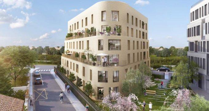 Achat / Vente appartement neuf Mantes-la-Jolie quartier Mantes université (78200) - Réf. 3355