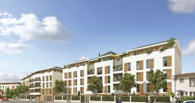 Achat / Vente appartement neuf Mantes-la-Ville proche gare Mantes Station (78200) - Réf. 2540