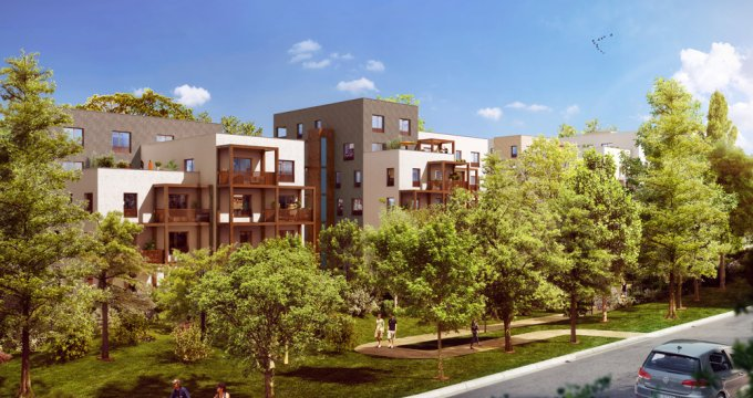 Achat / Vente appartement neuf Massy quartier Vilgénis (91300) - Réf. 2705