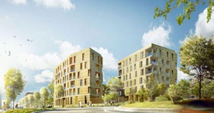 appartement neuf massy parc de la tuilerie 91300 r f 652. Black Bedroom Furniture Sets. Home Design Ideas