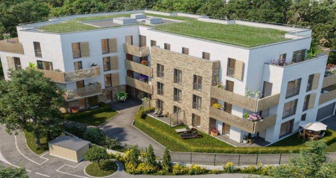 Achat / Vente appartement neuf Maurepas aux pieds des écoles (78310) - Réf. 4795