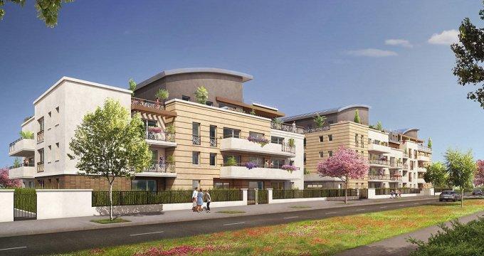 Achat / Vente appartement neuf Meaux proche du parc du Pâtis (77100) - Réf. 2327