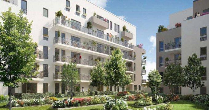 Achat / Vente appartement neuf Meaux proche Parc Chenonceau (77100) - Réf. 2712