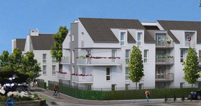 Achat / Vente appartement neuf Melun à 10 min de la gare (77000) - Réf. 5273