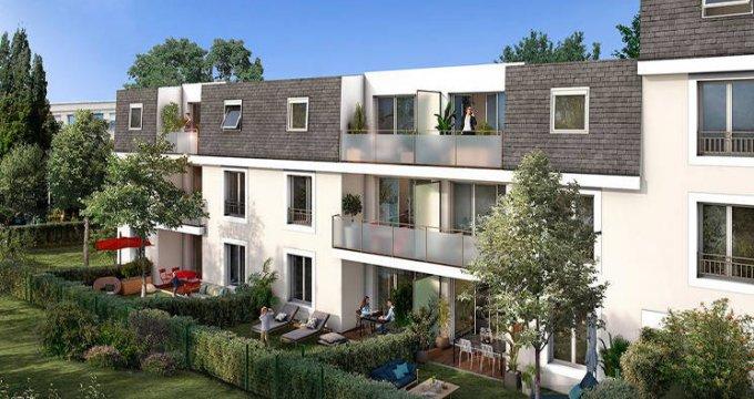 Achat / Vente appartement neuf Melun proche Parc Debreuil (77000) - Réf. 4533