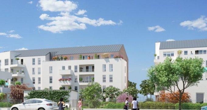 Achat / Vente appartement neuf Melun quartier Woodi (77000) - Réf. 873