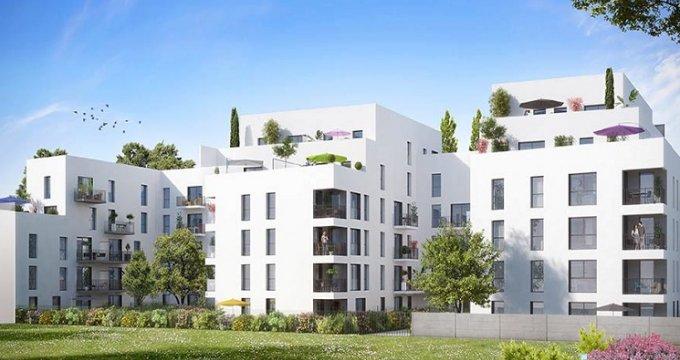 Achat / Vente appartement neuf Montigny-lès-Cormeilles 300 mètres RER C (95370) - Réf. 1816