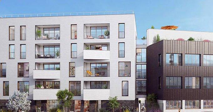 Achat / Vente appartement neuf Montreuil proche de Paris (93100) - Réf. 2195