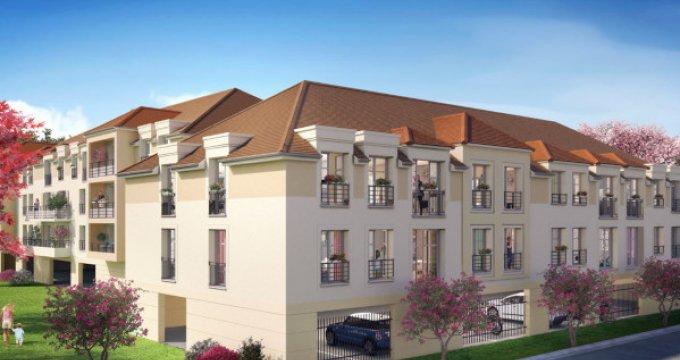 Achat / Vente appartement neuf Ormoy proche commodités (91540) - Réf. 2857