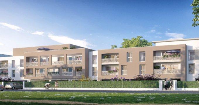 Achat / Vente appartement neuf Persan face bords de l'Oise (95340) - Réf. 2862