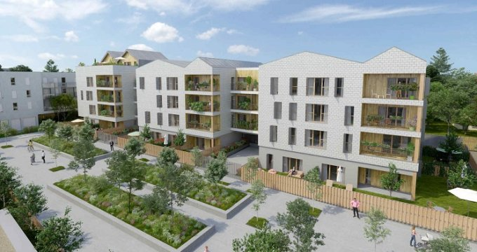 Achat / Vente appartement neuf Pierrefitte-sur-Seine ZAC Briais-Pasteur (93380) - Réf. 3426
