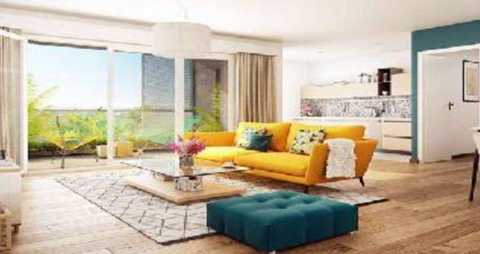 Achat / Vente appartement neuf Plaisir proche Transilien N (78370) - Réf. 4819