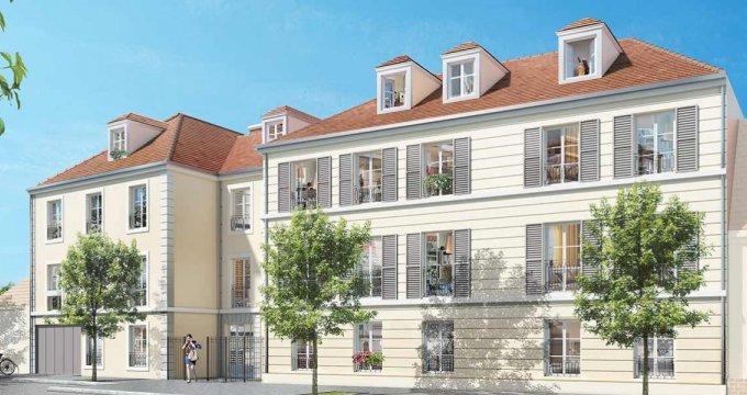 Achat / Vente appartement neuf Rambouillet proche des commodités (78120) - Réf. 2329