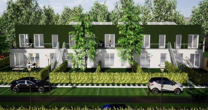 Achat / Vente appartement neuf Roinville-sous-Dourdan proche mairie (91410) - Réf. 3055