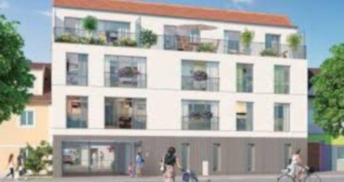 Achat / Vente appartement neuf Roissy-en-Brie quartier Jondelles (77680) - Réf. 3590