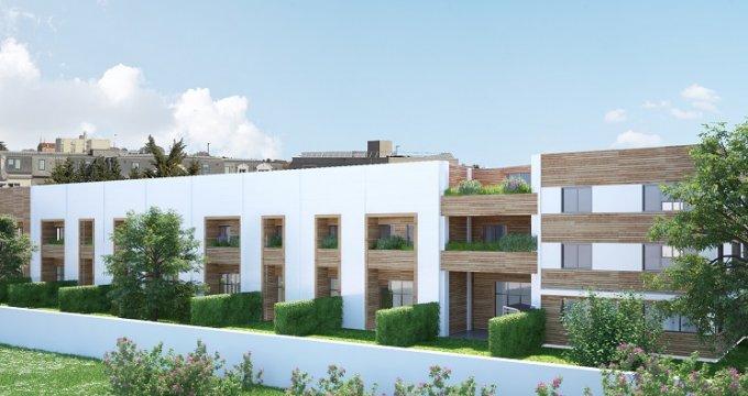 Achat / Vente appartement neuf Sartrouville proche RER A (78500) - Réf. 3897