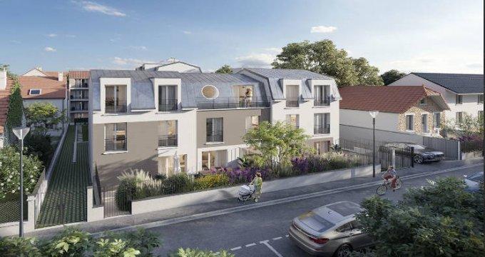 Achat / Vente appartement neuf Sartrouville sur les bords de Seine (78500) - Réf. 4893