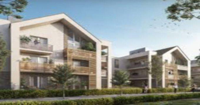Achat / Vente appartement neuf Serris proche Parc des Communes (77700) - Réf. 4050