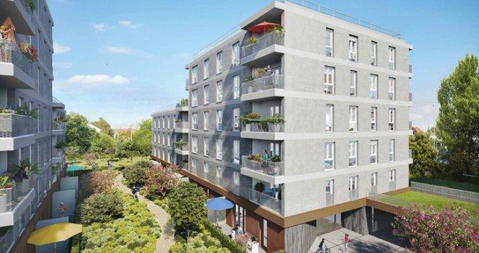 Achat / Vente appartement neuf Sevran quartier Freinville (93270) - Réf. 2513