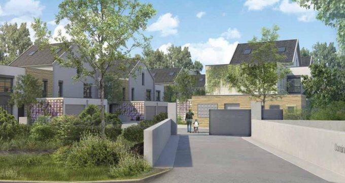 Achat / Vente appartement neuf Villebon-sur-Yvette au pied du parc (91140) - Réf. 3877