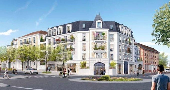Achat / Vente appartement neuf Villiers-sur-Marne proche écoles et commodités (94350) - Réf. 4217
