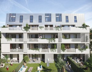 Achat / Vente appartement neuf Achères à 1,5 km du RER A (78260) - Réf. 3200