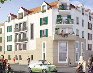 Achat / Vente appartement neuf Achères plein centre-ville (78260) - Réf. 944